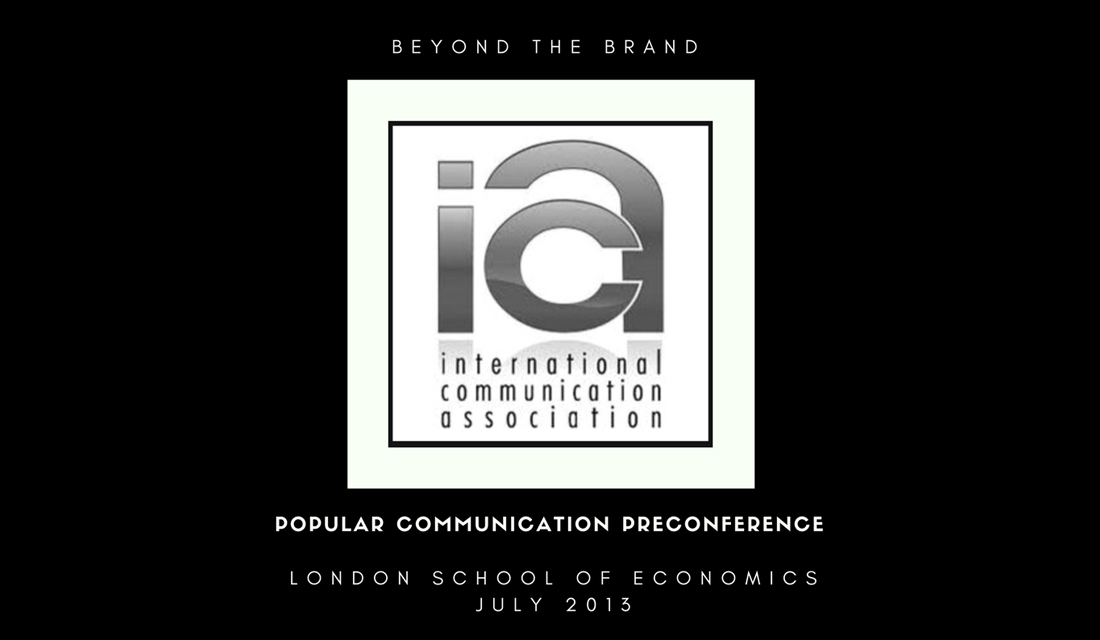 ICA Preconference