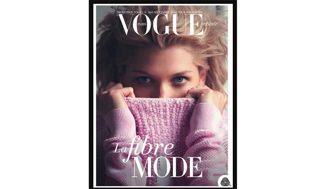 Woolmark x Vogue Paris